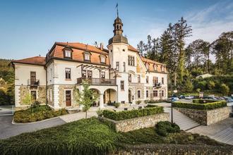 Luhačovice-Hotel Augustiniánský dům
