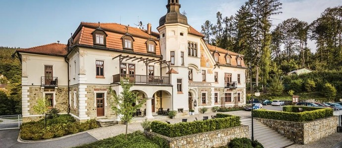 Hotel Augustiniánský dům Luhačovice