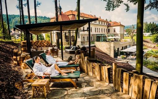 Dokonalá relaxace v Augustiánu-Hotel Augustiniánský dům 1153277827