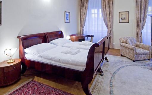 Zámecký hotel Liblice Pokoj 208