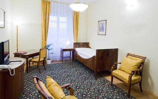Zámecký hotel Liblice Pokoj 211