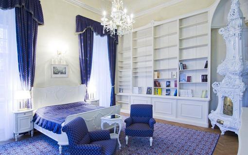 Zámecký hotel Liblice Apartmá 105
