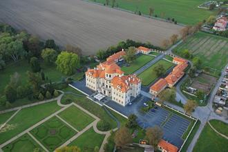 Zámecký hotel Liblice Byšice 45427900