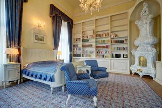Zámecký hotel Liblice-Byšice-pobyt-Romantická noc