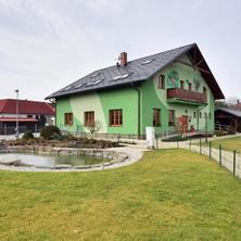 Restaurace a penzion Kamenec Háj ve Slezsku