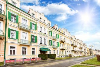 Hotel MELODIE Františkovy Lázně