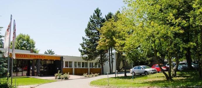 Hotel Fontána Brno