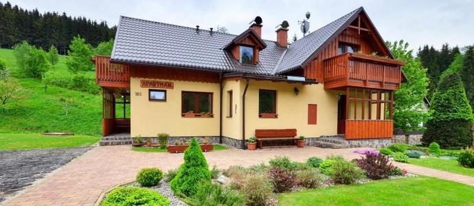 Apartmány Novákovi Dolní Morava