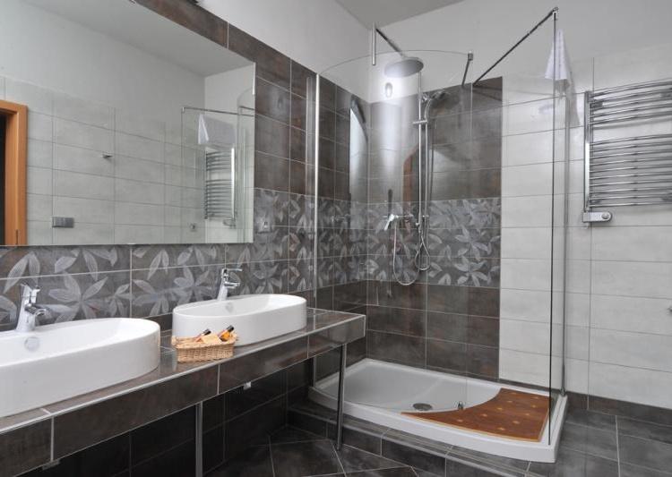Koupelna - apartmán.