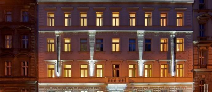 Red & Blue design hotel Prague Praha