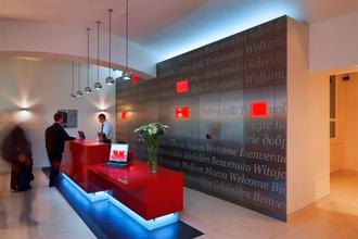Red & Blue design hotel Prague Praha 33528770
