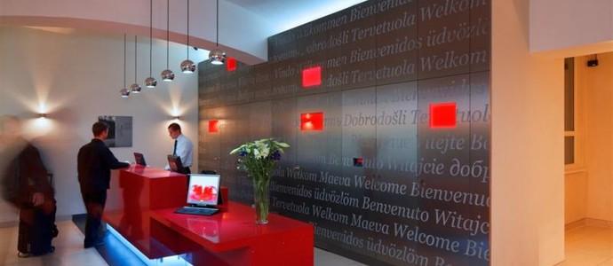 Red & Blue design hotel Prague Praha 33528770