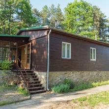 Chata U lesa - Vranovská přehrada