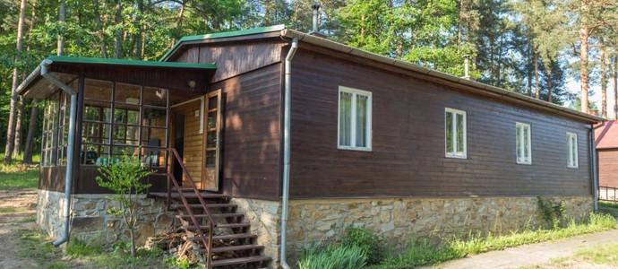 Chata U lesa - Vranovská přehrada Štítary