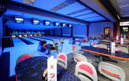 Prodloužený pobyt s bowlingem nedaleko Konopiště-S-centrum 1146803303