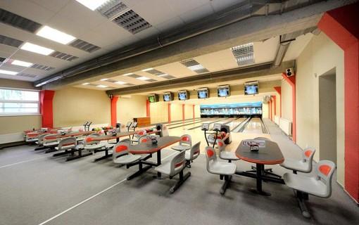 Prodloužený pobyt s bowlingem nedaleko Konopiště-S-centrum 1146803307