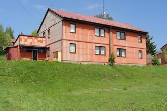 horská chata Matfyz Jáchymov