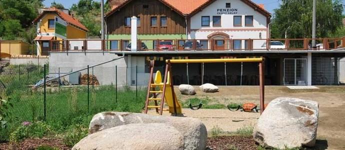 Penzion Černý sklep Dobšice 1136923987