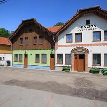Penzion Černý sklep Dobšice