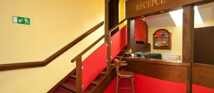 Hotel U Zlatého býka Písek 1126360749