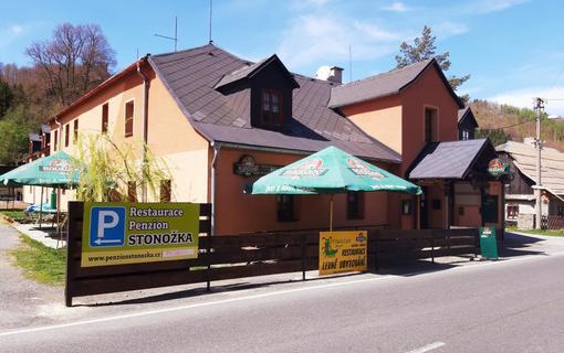 Penzion Stonožka 1140269913