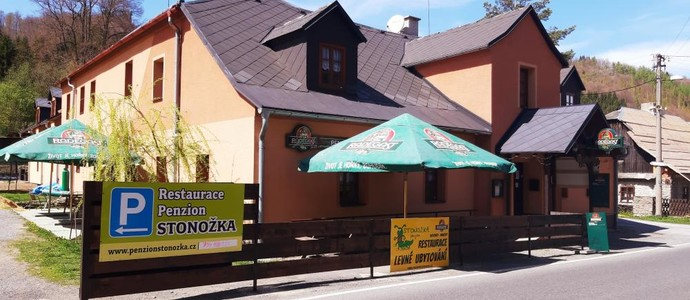 Penzion Stonožka Ludvíkov