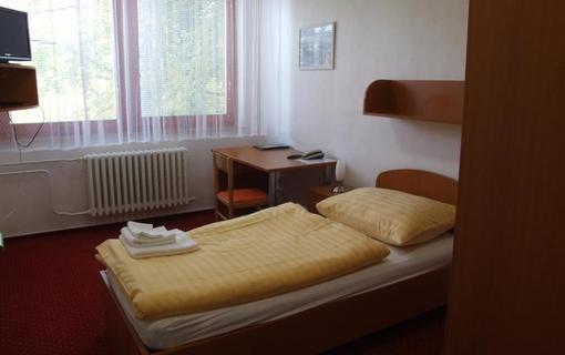 Hotel Garni VŠB-TUO Jednolůžkový pokoj