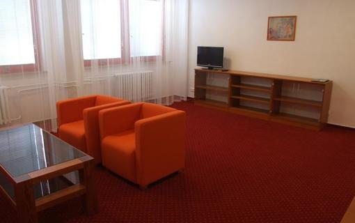 Hotel Garni VŠB-TUO Apartmá