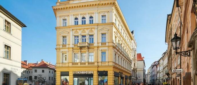 VENTANA HOTEL PRAGUE Praha