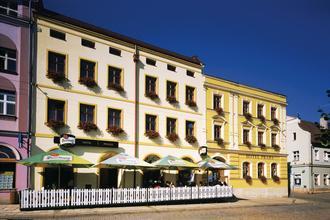 Hotel Praha Broumov