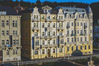 Mariánské Lázně-Hotel Kriváň