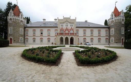 Chateau Herálec & Spa by L'OCCITANE