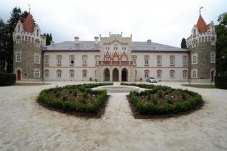 Chateau Herálec & Spa by L'OCCITANE-Herálec-pobyt-Židovské památky