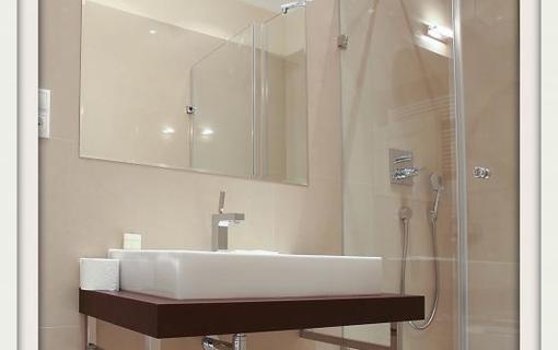 Gourmet Hotel Villa Patriot koupelna 2