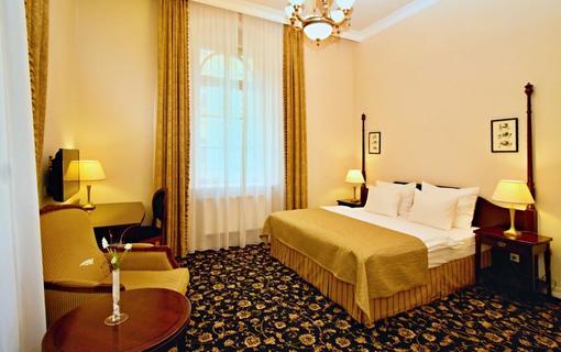 Gourmet Hotel Villa Patriot Standard