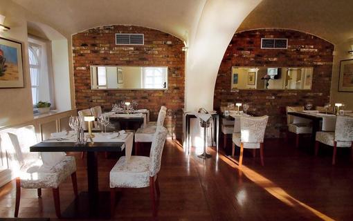 Gourmet Hotel Villa Patriot Salonek