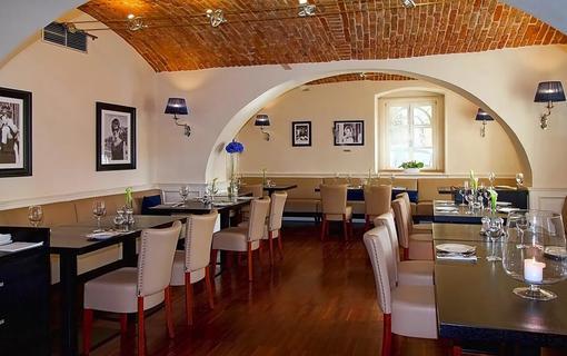 Gourmet Hotel Villa Patriot restaurace