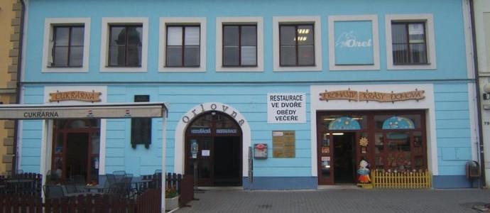 Ubytovna Orlovna Uherské Hradiště
