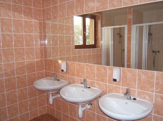Ubytovna Orlovna Koupelna