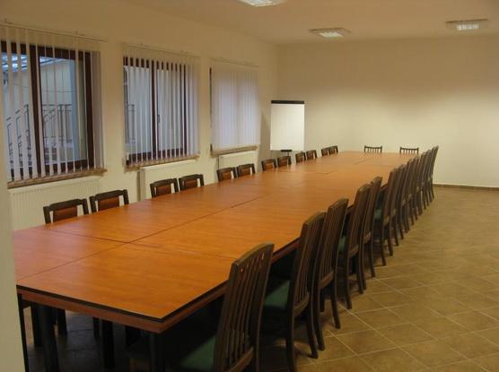 Ubytovna Orlovna Zasedací místnost