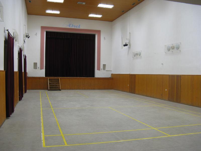 Kulturní a sportovní sál