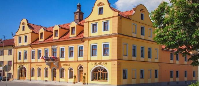 Wellness Hotel U Sládka Chodová Planá 1151366857