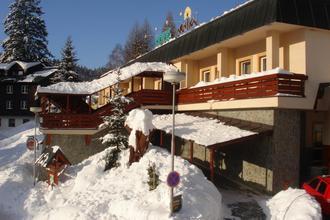 Hotel Arnika Janské Lázně