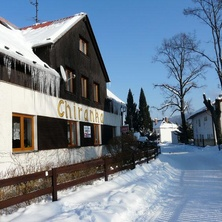 Chiranka - zima - Lipová-lázně
