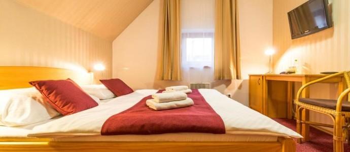 HOTEL KRAVÍ HORA Bořetice 1117536200