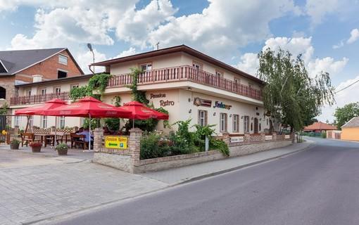 Vinařský čtyřdenní pobyt na jižní Moravě-Penzion Retro 1154270907