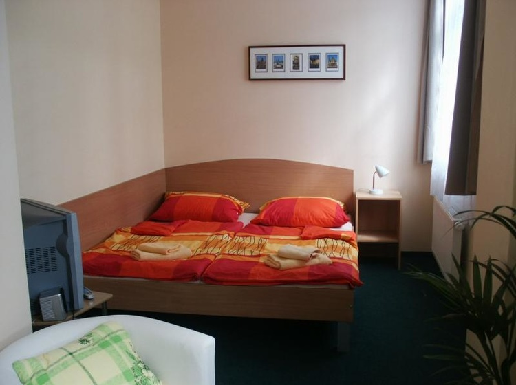 Rooms of high standard