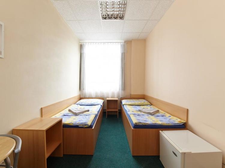 Dvoulůžkový pokoj oddělené postele