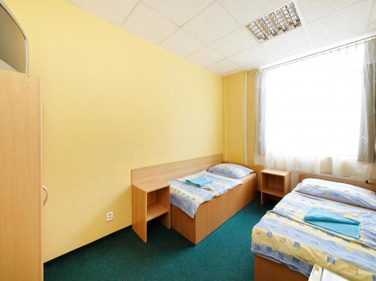 Dvoulůžkový pokoj - oddělené postele