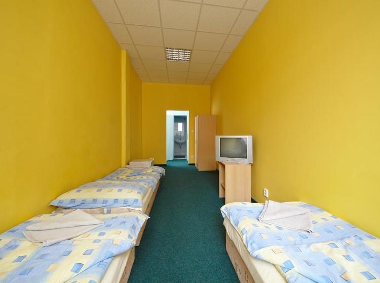 Třílůžkový pokoj - oddělené postele